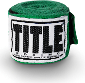 Title Junior Mexican Style Hand Wraps