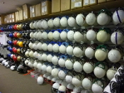 Used Football Helmets - Over 800 Available