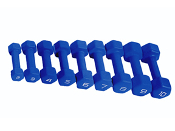 1 LB Neoprene Dumbbell