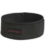 Harbinger 4 Inch Wide Lifting Belt