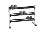 Apollo Small 3 Tier Dumbbell Rack