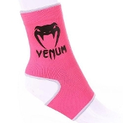 "Venum ""Kontact"" Ankle Support Guard - Pink"