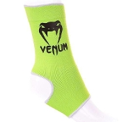 "Venum ""Kontact"" Ankle Support Guard - Neon Yellow"