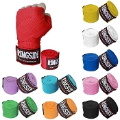 Ringside Mexican Style Hand Wraps - 10 Colors Available
