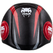 Venum Elite Belly Protector - Black /Red