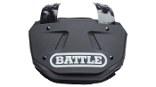 Battle Football Back Plate - Adult