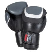 Bad Boy 3.0 Boxing Gloves - Silver