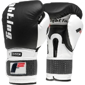 Fighting Sports S2 Gel Sparring Gloves - Black