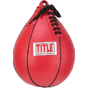 Title Classic Speed Bag