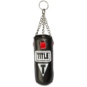 Title Mini Heavy Bag Key Chain