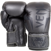 Venum Elite Boxing Gloves - Grey