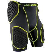 Adult Champro Uni-Fit Girdle with Hip,Tail,Thigh Pads