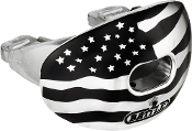 Battle Chrome USA Mouthguards - Black