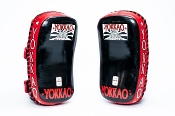 Yokkao Thai Pads - Black/Red