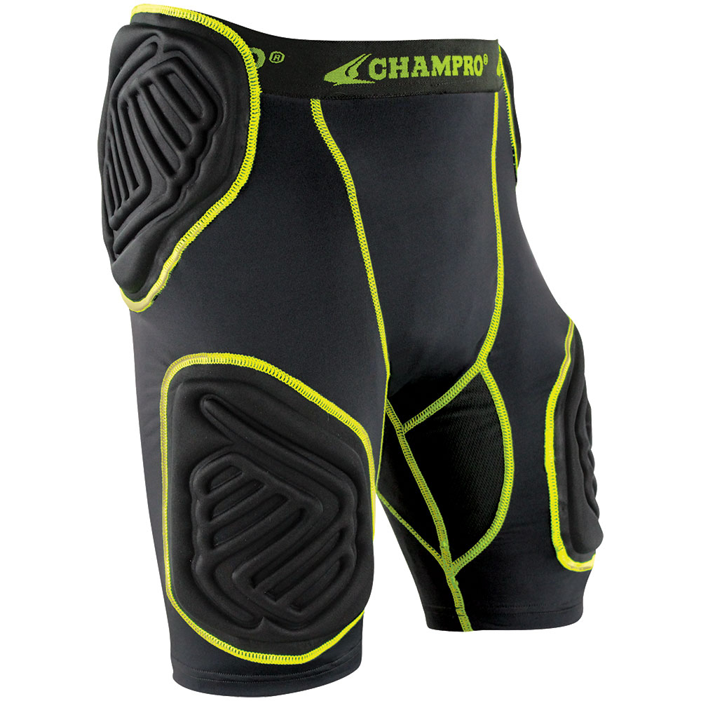 Champro Youth Kick Off Dri-Gear 6 Pocket Girdle